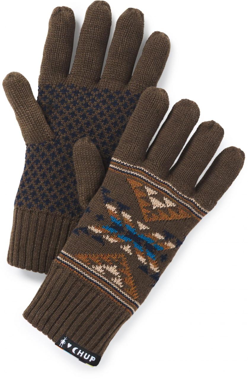 Unisexové rukavice Smartwool Chup Gando Glove