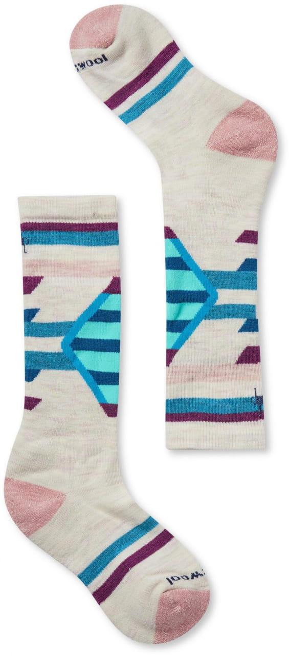 Dětské ponožky Smartwool K Ski Raceroonbeam