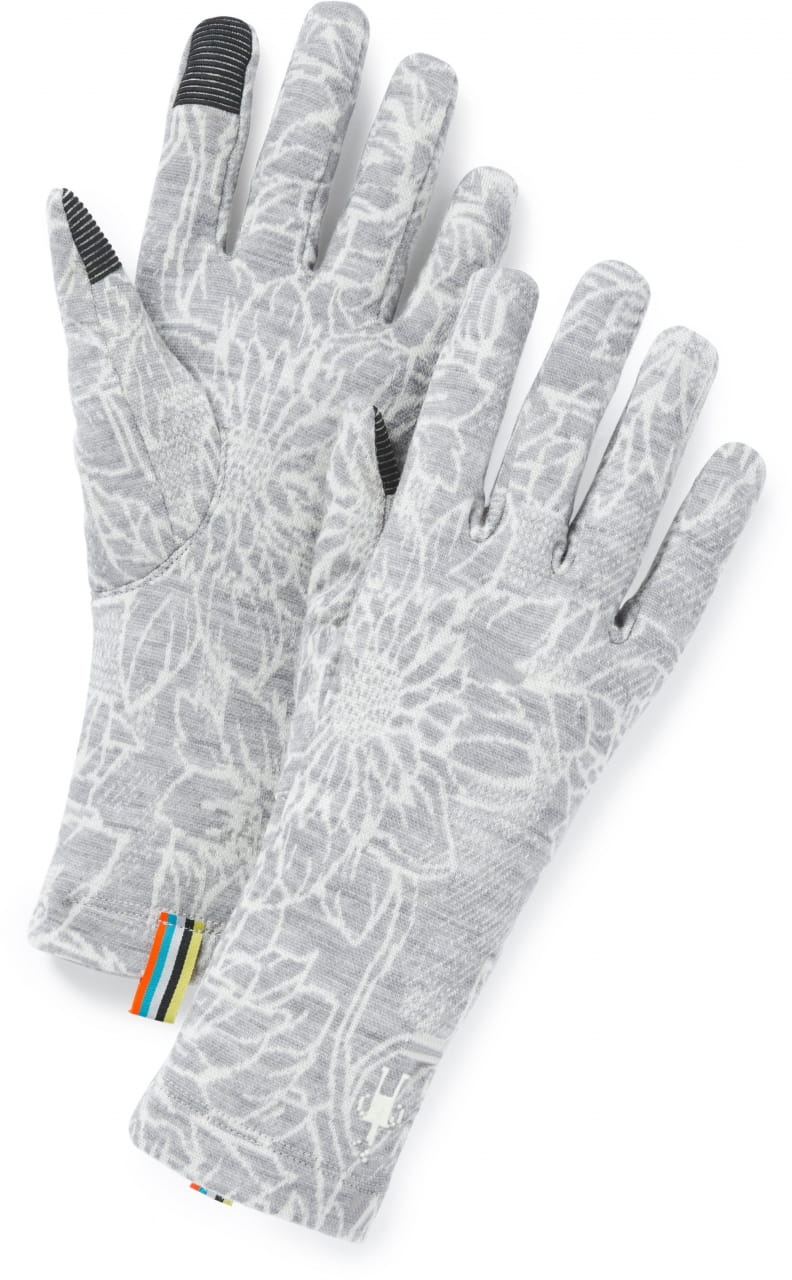 Unisexové rukavice Smartwool Merino 250 Pattern Glovet  Td