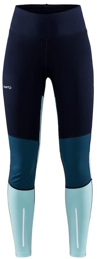 Kalhoty Craft W Kalhoty ADV Essence Wind Tights modrá