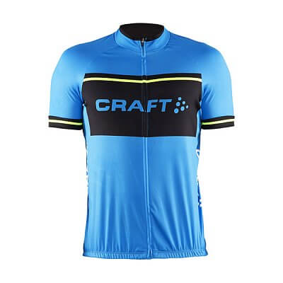 Trička Craft Cyklodres Classic Logo světle modrá