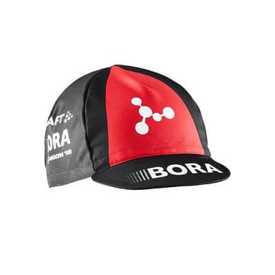 Čepice Craft Kšiltovka Bora Argon 18 černá