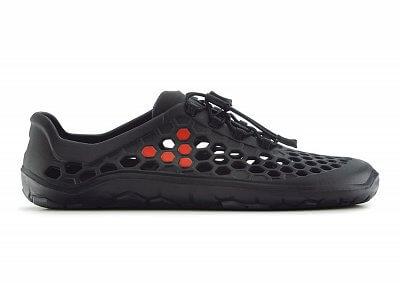 Pánská vycházková obuv Vivobarefoot Ultra II M Eva Black/Red