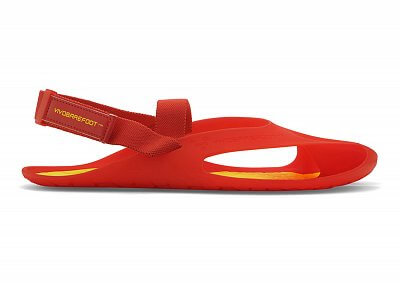 VIVOBAREFOOT Achilles M II Red/Yellow
