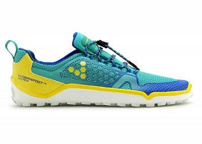 Dámské běžecké boty VIVOBAREFOOT Trail Freak L HP Mesh Sea Green