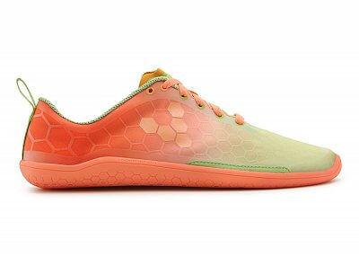 VIVOBAREFOOT Evo Pure BR Mesh Coral/Lime