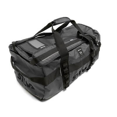 Tašky a batohy Silva Taška 55 Duffel Bag grey Default