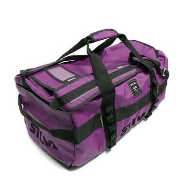 Tašky a batohy Silva Taška 55 Duffel Bag purple Default