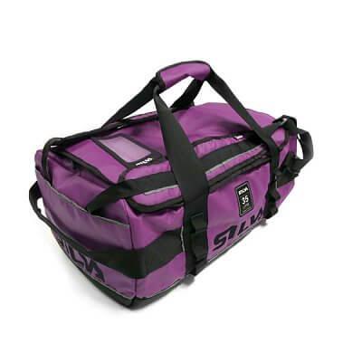 Tašky a batohy Silva Taška 35 Duffel Bag purple Default
