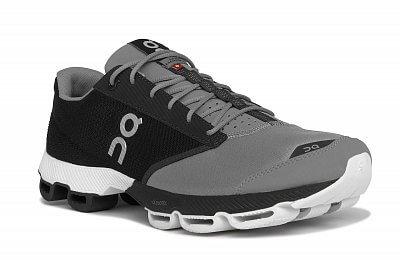 Pánské běžecké boty On Running Cloudster Black/White