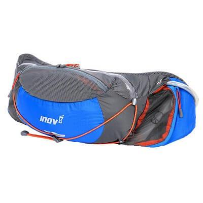 Tašky a batohy Inov-8 Ledvinka RACE PRO 3 blue/grey/orange modrá