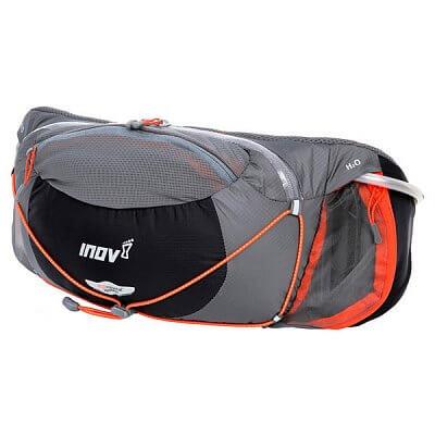 Tašky a batohy Inov-8 Ledvinka RACE PRO 3 black/grey/orange černá