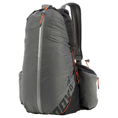 Tašky a batohy Inov-8 Batoh RACE ELITE 24 grey/black/orange šedá