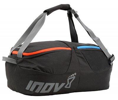 Tašky a batohy Inov-8 Taška KIT BAG black/orange/blue černá