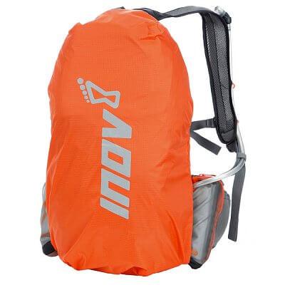 Tašky a batohy Inov-8 Pláštěnka RAIN COVER small orange/silver oranžová
