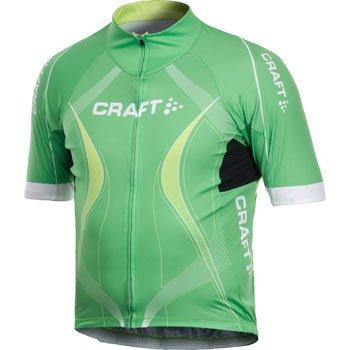 Trička Craft Cyklodres PB Tour zelená