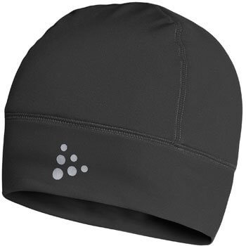 Čepice Craft Čepice THERMAL černá