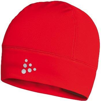 Čepice Craft Čepice THERMAL červená
