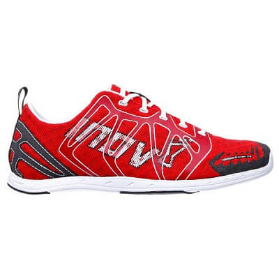 Běžecká obuv Inov-8 Boty ROAD-X-TREME 178 red/white/black červená