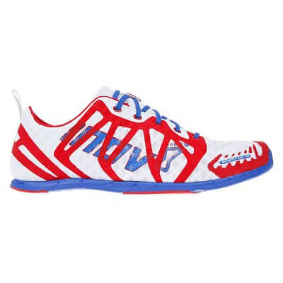 Běžecká obuv Inov-8 Boty ROAD-X-TREME 138 white/red/blue bílá