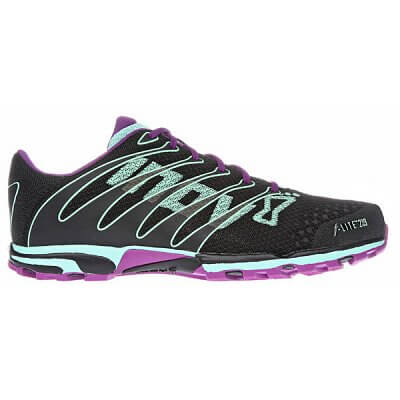 Běžecká obuv Inov-8 Boty F-LITE 239 black/mint/purple černá