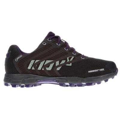 Běžecká obuv Inov-8 Boty ROCLITE 275 GTX raven/blackberry fialová