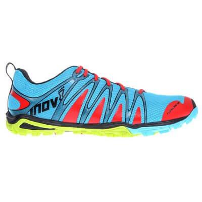 Běžecká obuv Inov-8 Boty TRAILROC 235 aqua/lime/red světle modrá