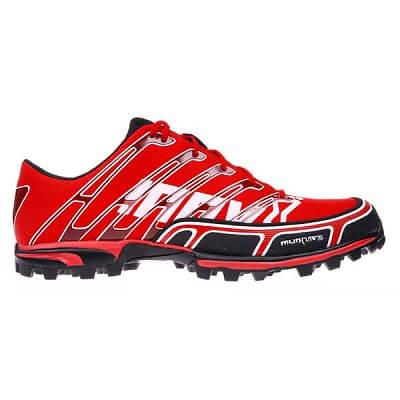 Běžecká obuv Inov-8 Boty MUDCLAW 265 red/black (P) červená