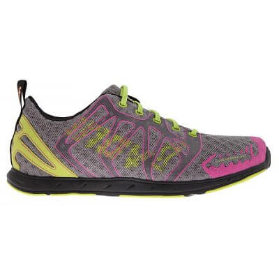 Běžecká obuv Inov-8 Boty ROAD-X-TREME 168 grey/lime/pink šedá