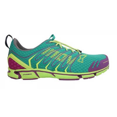 Běžecká obuv Inov-8 Boty TRI-X-TREME 275 atlantis/lime/purple (S) světle zelená