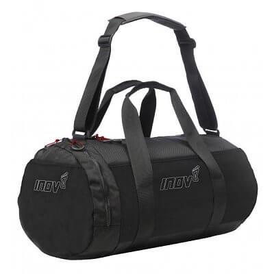 Tašky a batohy Inov-8 Taška DUFFEL black/grey černá