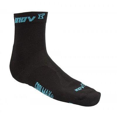 Ponožky Inov-8 Ponožky PROSOC high 2p pink/blue + black/blue růžová