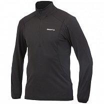 Craft Rolák Lightweight Stretch Mesh Pullover černá