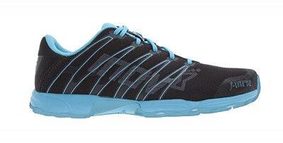 Běžecká obuv Inov-8 Boty F-LITE 240 raven/blue (S) černá