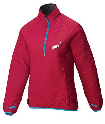 Bundy Inov-8 RACE ELITE Thermoshell HZ barberry/turquoise/black červená