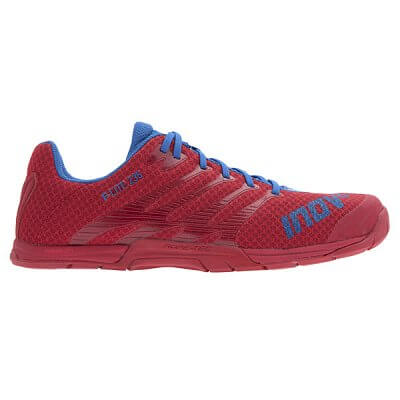 Fitness obuv Inov-8 F-LITE 235 (S)) chilli/blue červená