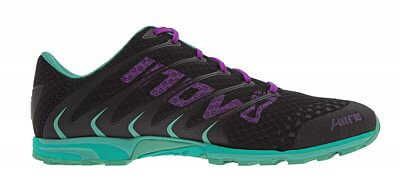 Běžecká obuv Inov-8 Boty F-LITE 195 black/teal/purple (P) černá