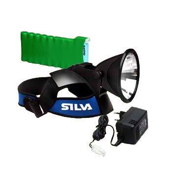Čelovky a svítilny Silva Set 478/aku 9Ah/nabíječka
