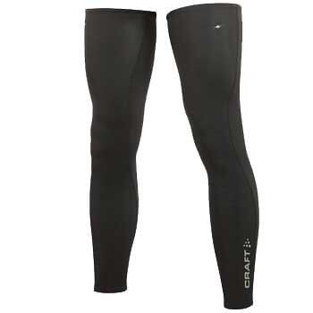 Kompresní návleky Craft Návleky na nohy černá
