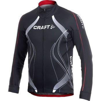 Trička Craft PERFORMANCE TOUR cyklistický dres černá