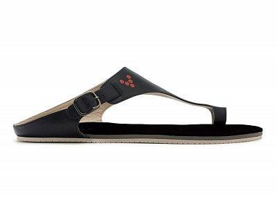 Dámská vycházková obuv VIVOBAREFOOT SHIVA L Leather Black