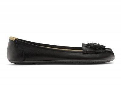 Dámská vycházková obuv VIVOBAREFOOT PENNY L Leather Black