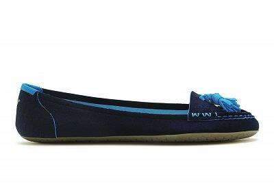 Dámská vycházková obuv VIVOBAREFOOT PENNY L Eco Navy