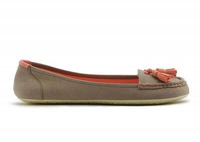 Dámská vycházková obuv VIVOBAREFOOT PENNY L Eco Mole