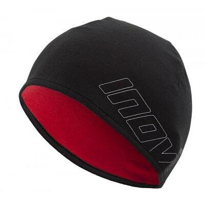 Čepice Inov-8 Kšiltovka XF Beanie black/red černá