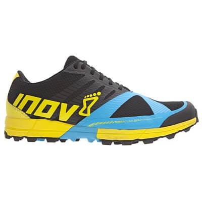 Běžecká obuv Inov-8 TERRACLAW 250 (S) black/blue/lime černá