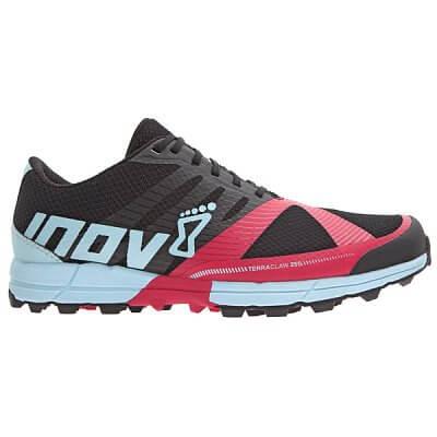 Běžecká obuv Inov-8 TERRACLAW 250 (S) black/berry/blue černá