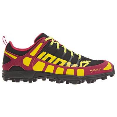 Běžecká obuv Inov-8  X-TALON 212 (P) black/berry/lime černá