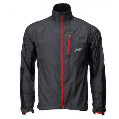 Inov-8 RACE ELITE Windshell FZ black/red černá