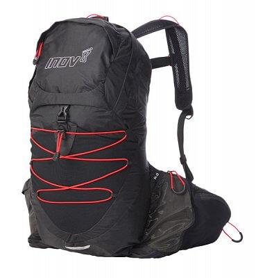Tašky a batohy Inov-8 Batoh RACE PRO 18 black/red černá